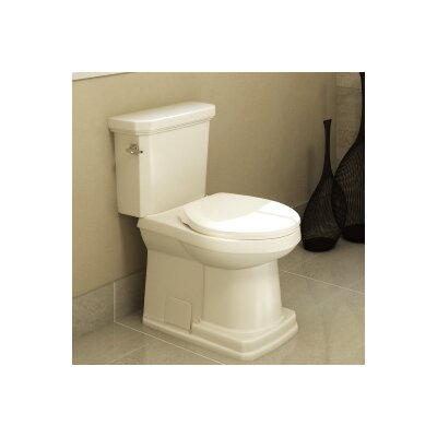Cirtangular 1.6 GPF Toilet Tank Only Product Photo