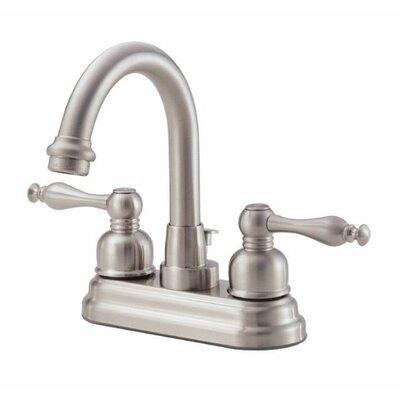Sheridan Double Handle Centerset Bathroom Faucet Product Photo