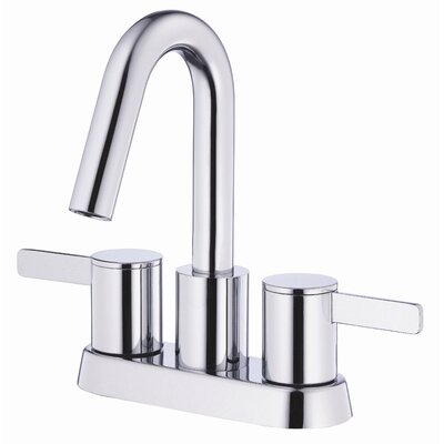Amalfi Double Handle Centerset Bathroom Faucet Product Photo