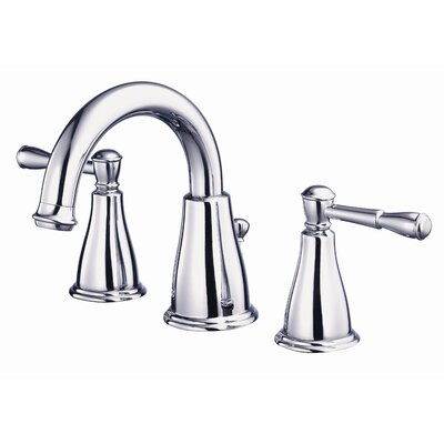 Eastham Double Handle Mini Widespread Bathroom Faucet Product Photo