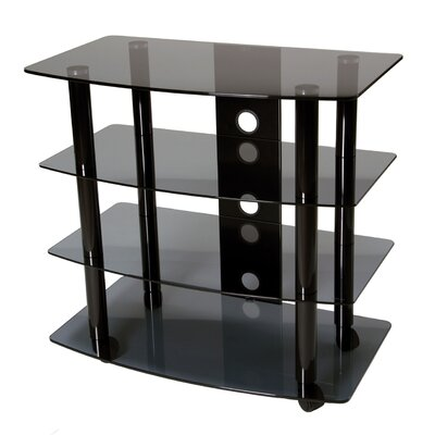 Transdeco International TV Stand