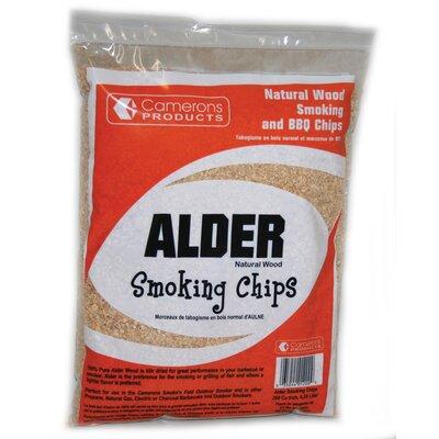 Camerons The Smoke Master Outdoor Alder Smoker Smoking Chips (2 lbs)
