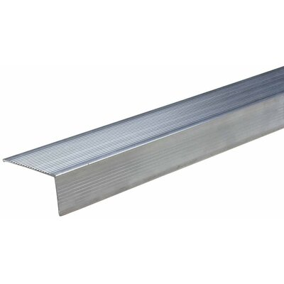 "M-d Products 1.5"" x 4.5"" x 36'' Stair Nose in Mill"