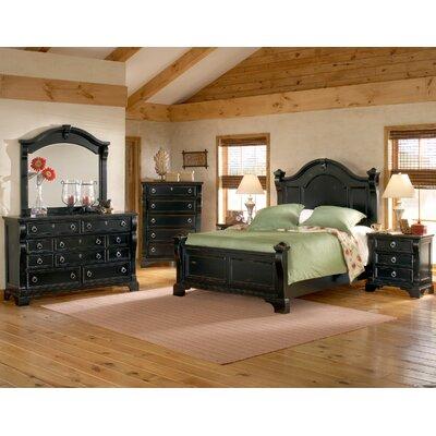 American woodcrafters heirloom 3 drawer bachelor 39 s chest for American woodcrafters bedroom furniture