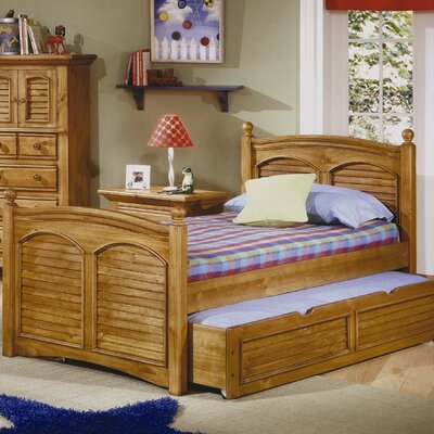 Cottage Traditions Panel Customizable Bedroom Set by American Woodcrafters