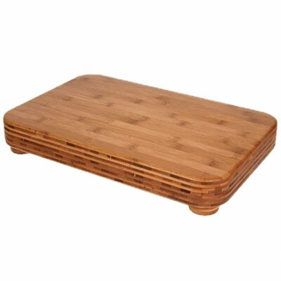 Chop Little Kahuna Cutting Board by Totally Bamboo