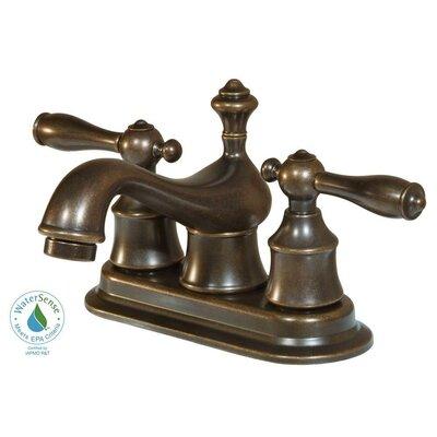 Estate Double Handle Centerset Bathroom Faucet Product Photo