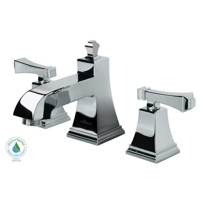 Exhibit Double Handle Bathroom Faucet Product Photo