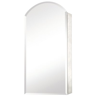 "15"" x 30"" Beveled Edge Medicine Cabinet Product Photo"