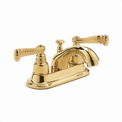 5000 Series Centerset Bathroom Faucet with Lever Handle by Pegasus