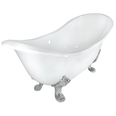 "Double 60"" x 30"" Soaking Bathtub Product Photo"