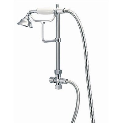 Volume Control Hand Shower Kit Product Photo