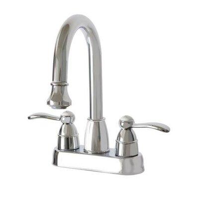 Centerset Double Handle Bathroom Faucet by Belle Foret