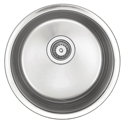 "18"" x 18"" Round Bar Sink Product Photo"