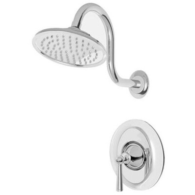 Saxton Shower Faucet Trim with Lever Handle Product Photo