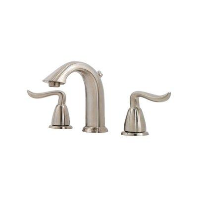 Pfister Santiago Double Handle Widespread Standard Bathroom Faucet