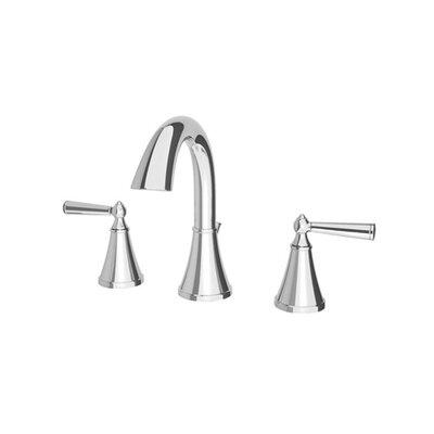 Saxton Double Handle Widespread Standard Bathroom Faucet Product Photo