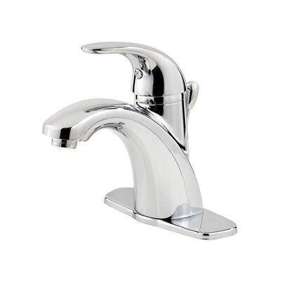 Parisa Single Handle Single Hole Standard Bathroom Faucet by Pfister