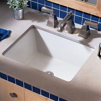 "Boulevard 6"" Undermount Bathroom Sink Product Photo"