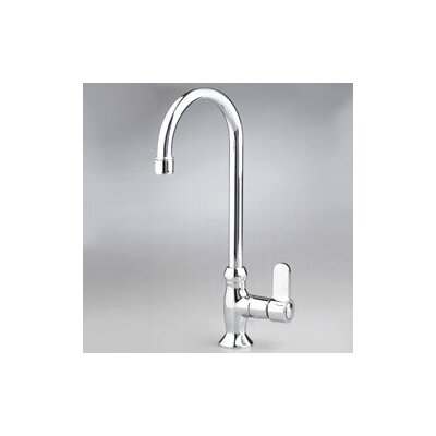Amarilis Single Handle Single Hole Pantry and Bar Faucet with Lever Handle Product Photo