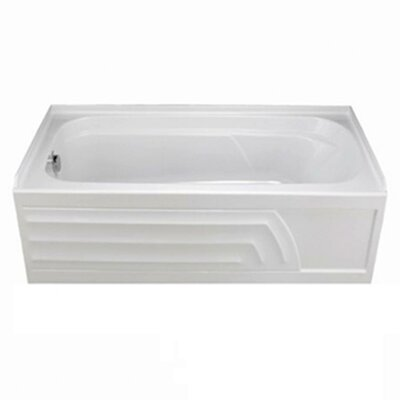 "Colony 66"" x 32"" Soaking Bathtub with Integral Apron Product Photo"