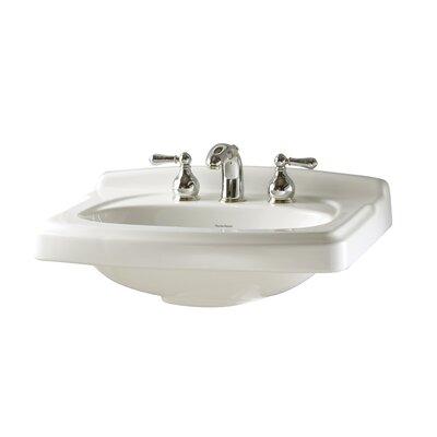 Townsend Pedestal Bathroom Sink Top (Bowl Only) by American Standard