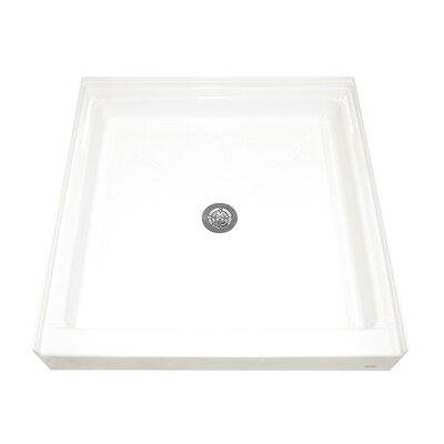 """Single Threshold 36"""" x 36"""" Shower Base Product Photo"""