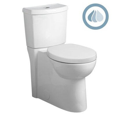 Studio Concealed Trapway Dual Flush Right Product Photo