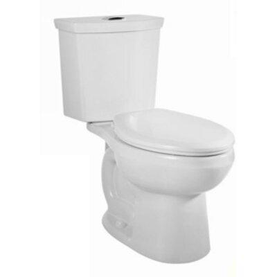 H2Option Siphonic Dual Flush 1.0 GPF / 1.6 GPF 2 Piece Toilet Product Photo