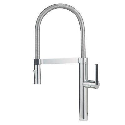 Culina Single Handle Deck Mounted Kitchen Faucet with Dual Spray Product Photo