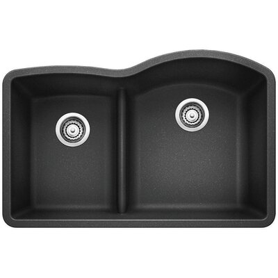 Diamond Reverse Bowl Kitchen Sink by Blanco