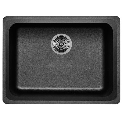 """Vision 24"""" x 18"""" Single Kitchen Sink Product Photo"""