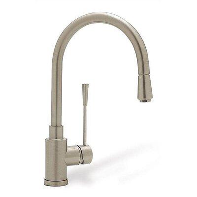 blanco kontrole single handle deck mounted kitchen faucet