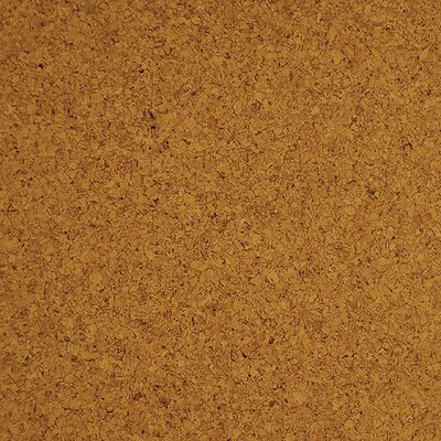 "WE Cork Classic 12"" Engineered Cork Hardwood Flooring in Light Shade Unfinished"