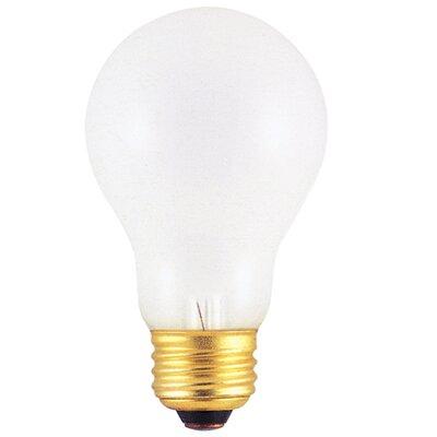Bulbrite Industries Frosted 220-Volt (2600K) Incandescent Light Bulb