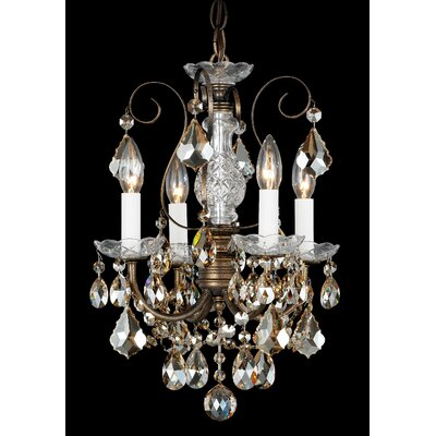 New Orleans 4 Light Chandelier Product Photo