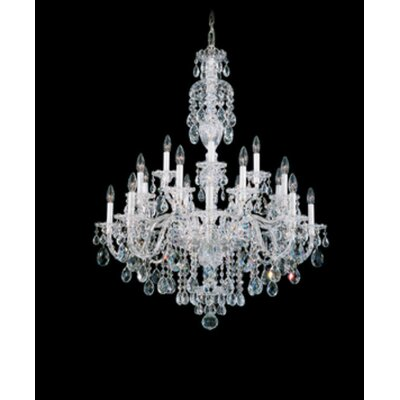 Schonbek Sterling 20 Light Chandelier