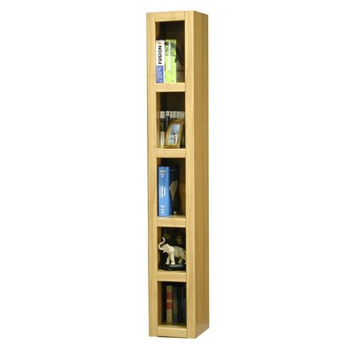 "Rush Furniture Charles Harris 72"" Standard Bookcase"