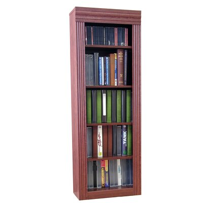 "Rush Furniture Charles Harris 48"" Multimedia Storage Rack"
