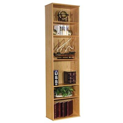 "Rush Furniture Heirloom 85.5"" Standard Bookcase"