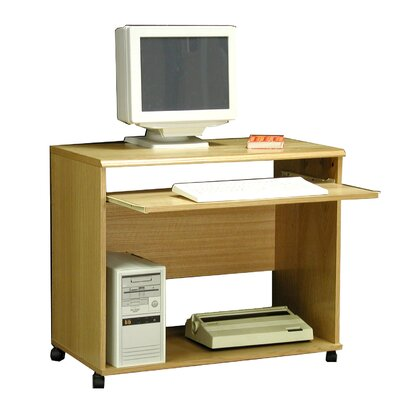 Rush Furniture Heirloom Computer Cart