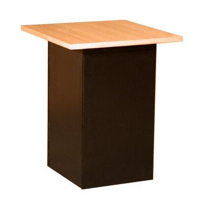 Rush Furniture Modular Real Oak Wood Veneer Furniture Corner Connector