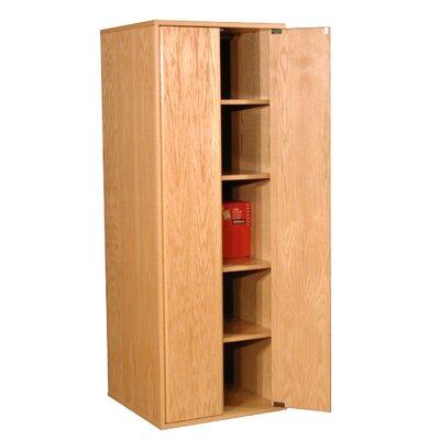 Rush Furniture Modular 2 Door Storage Cabinet