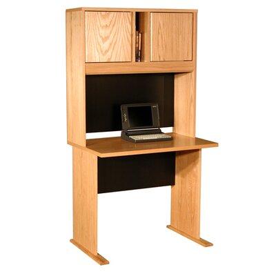 Rush Furniture Office Modulars Standard Desk Shell