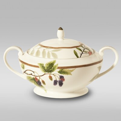 Berries and Brambles 2.75-qt. Round Casserole by Noritake