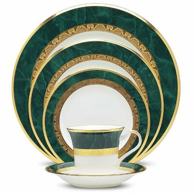 Fitzgerald 20 Piece Dinnerware Set by Noritake