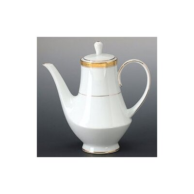 Crestwood Gold 6 Cup Coffee Server by Noritake