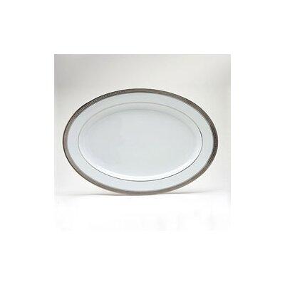 Noritake Crestwood Platinum Platter