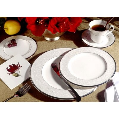 Silver Palace Dinnerware Collection by Noritake