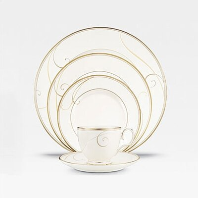 Golden Wave Dinnerware Collection by Noritake
